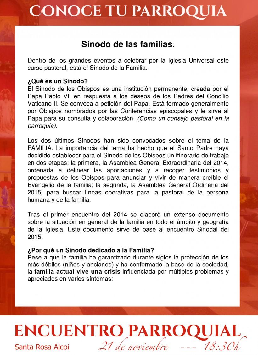Microsoft Word - OctavillaSínodo de las familiasdavant.docx