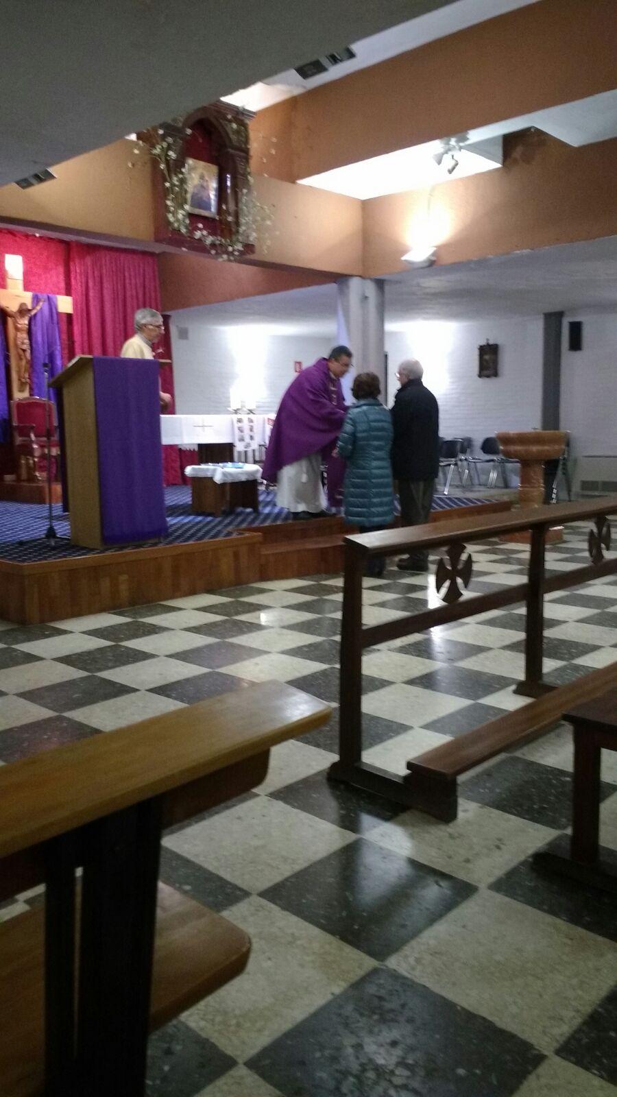 Santa Rosa Alcoi Dimecres de Cendra 1