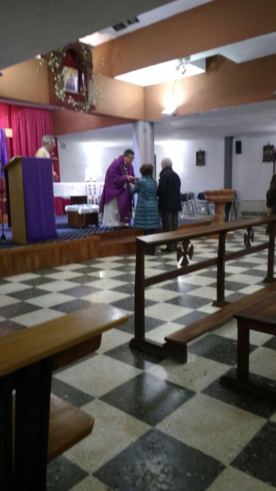 Santa Rosa Alcoi Dimecres de Cendra  4