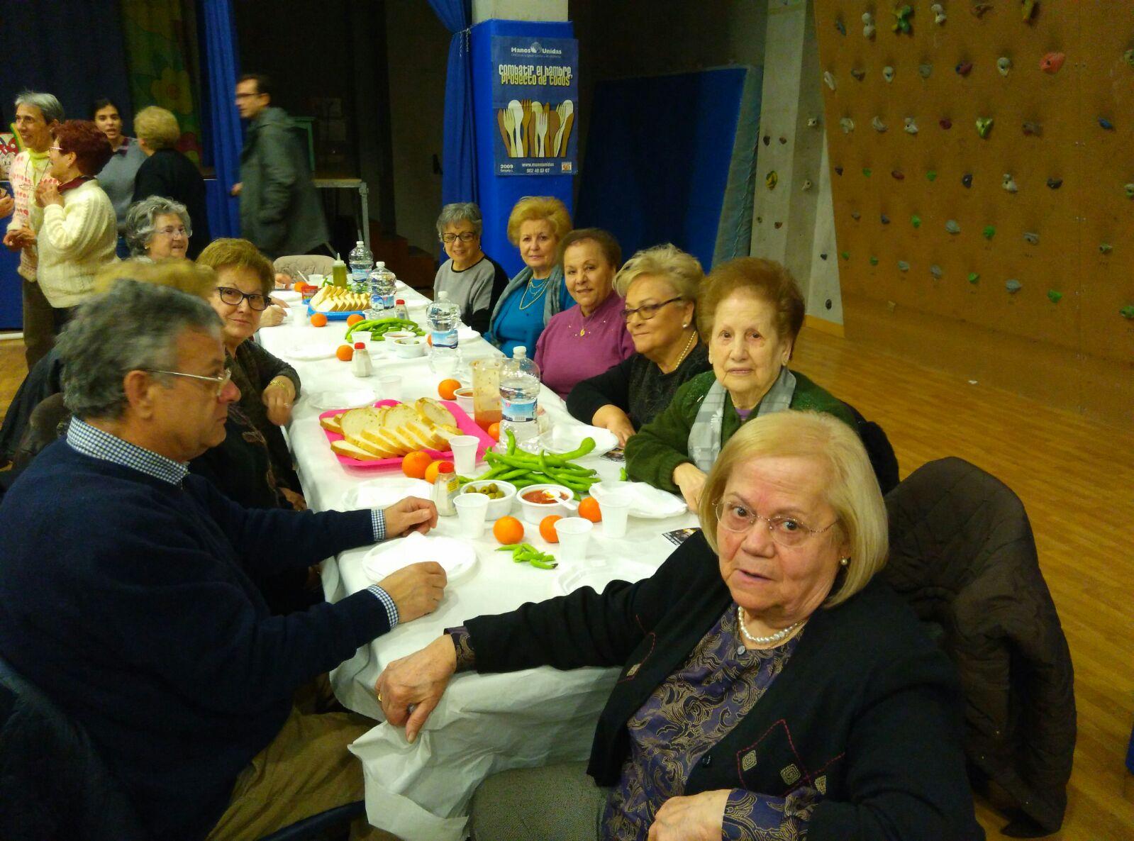 Parroquia Santa Rosa Alcoi Sopar de la fam 1