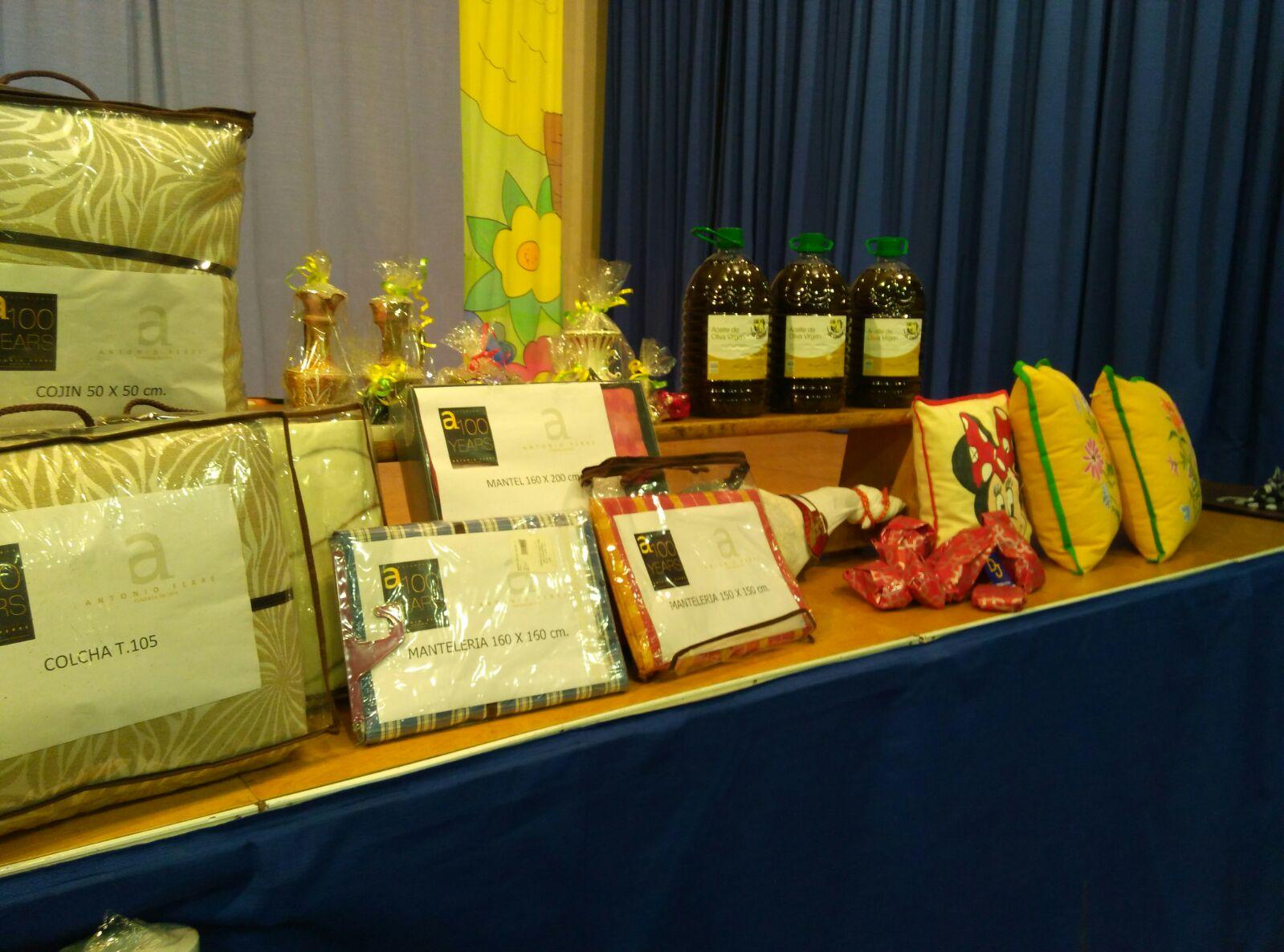 Parroquia Santa Rosa Alcoi Sopar de la fam  3